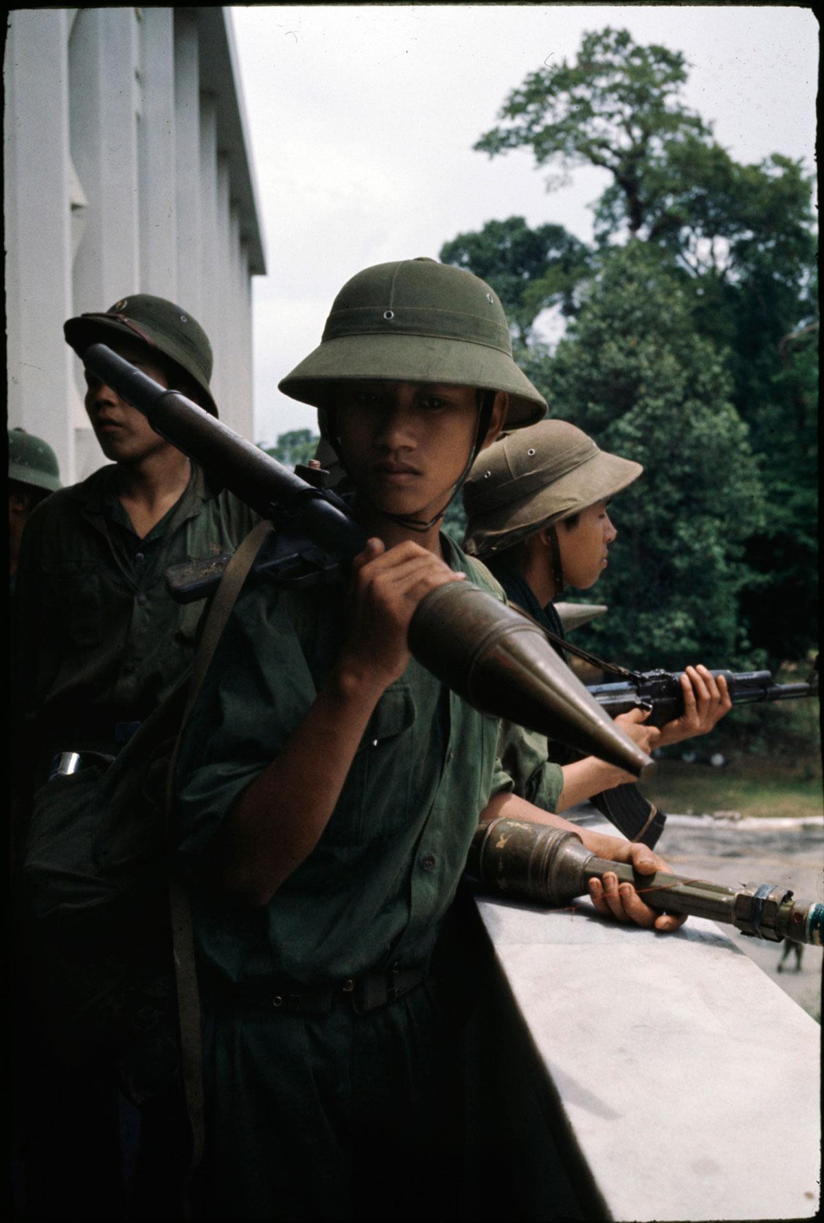 Chute / Libération de Saigon, avril 1975 DCL_VIETNAM_1975_C002