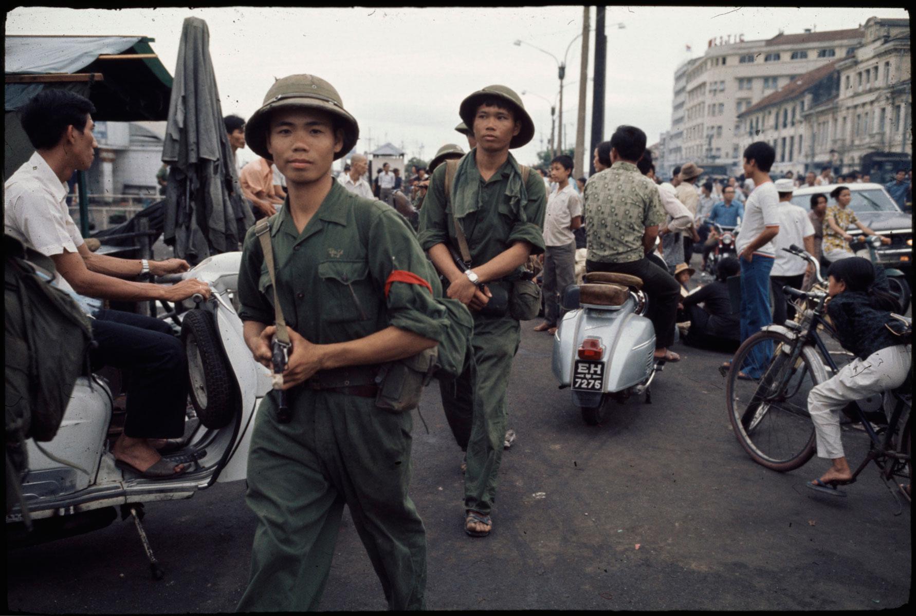 Chute / Libération de Saigon, avril 1975 DCL_VIETNAM_1975_C004