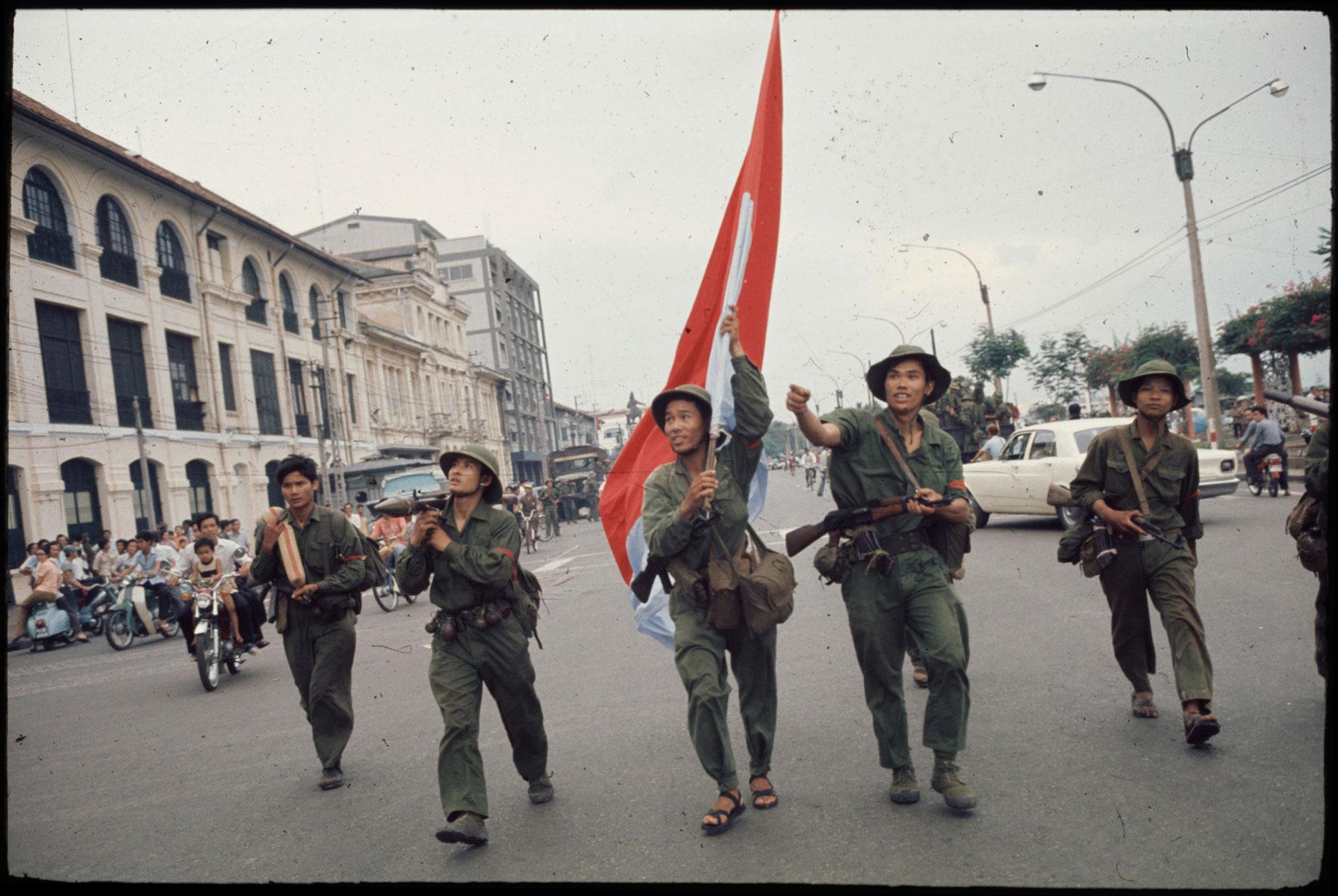 Chute / Libération de Saigon, avril 1975 DCL_VIETNAM_1975_C005