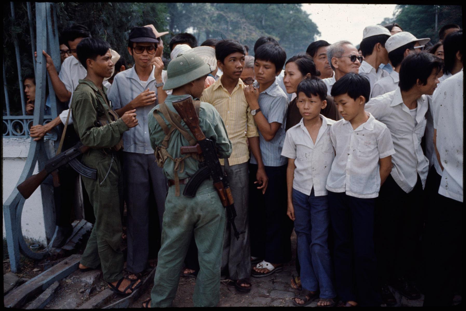 Chute / Libération de Saigon, avril 1975 DCL_VIETNAM_1975_C010